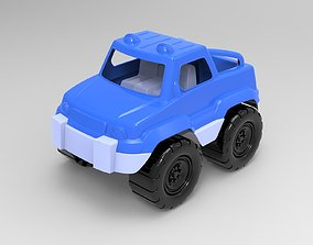 3D model Toy Truck toy
