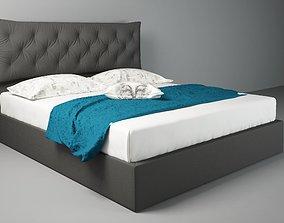 sleep bed 3D print model
