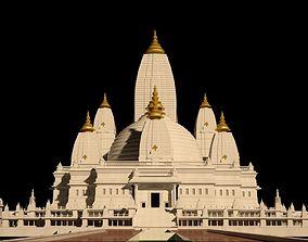 Temple Hindu Indian 3D
