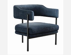 Isabella Chair Simon James 3D furniture