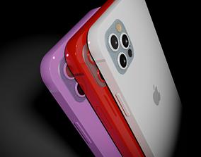 iPhone12 Pro Max model 3D