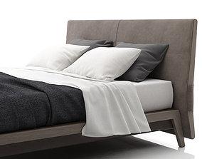 Ipanema Bed 3D