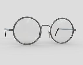 3D asset Glasses 3