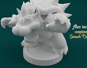 3D print model Bowser