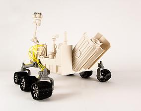 3D print model Mars Rover