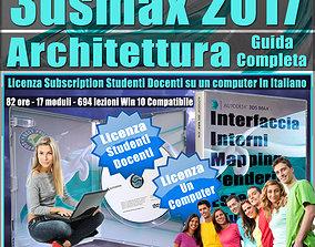 Corso 3ds max 2017 Architettura Guida Completa Studenti