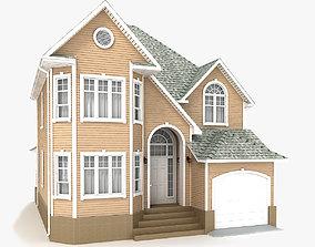 Cottage 75 3D