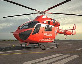 MD 900 Explorer 3D model