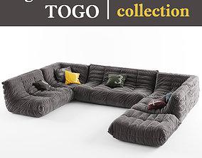 3D model Ligne Roset TOGO collection