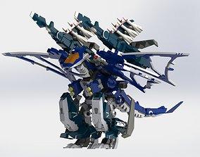 3D model Pteras Bomber