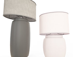 3D model Table Lamps Titania
