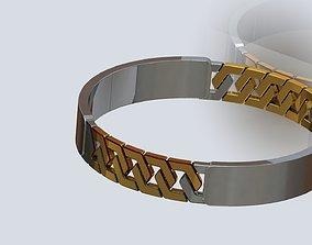 braclet 3D printable model Braclet