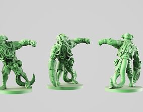 3D print model Zombie Abomination