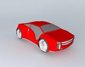 3D model Casador GT