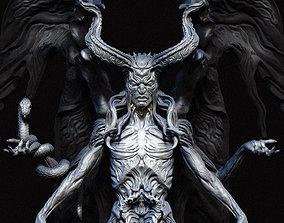 Astaroth 3D printable model