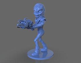 3D printable model Alien Crypto 137 Sculpture