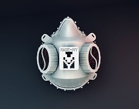 3D printable model mask 1