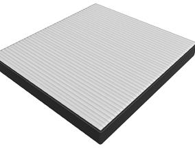 3D model Memory Foam Mattress