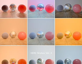 HDRi Vol 4 Skybox Collection 3D asset