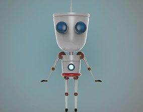 sci Robot 3D model