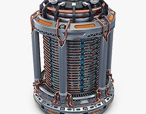 Reactor Gen Sci Fi v 1 3D concept