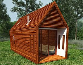 3D model Modular private house