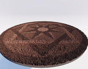 Persian Carpets 1 3D model