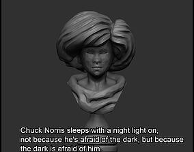3D print model Chuck