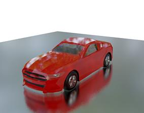 3D printable model Wonder Car