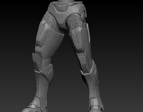 3D printable model Iron Man Splitted - 24 cm