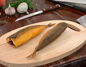 fish 52 AM151 3D model