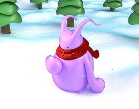 Christmas Lux 3D asset