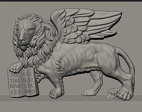 3D Lion of Saint Mark other