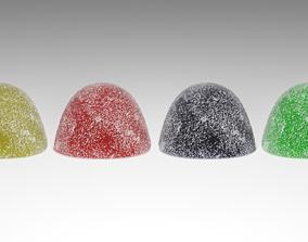 3D model Gum Drops