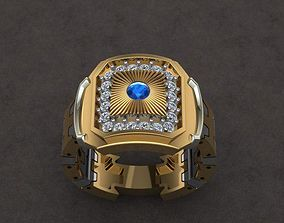 rolex ring 4 3D print model