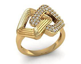 six 3D printable model 120 Gold Ring of Bosa 6