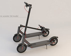 mijia 3D electric scooter