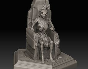 Wolfen Lich for 3D Print