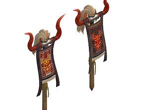 3D Devil Walled - Banner