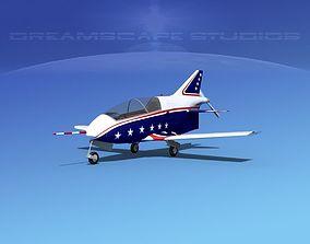 Bede Bd-5 Microplane V07 3D