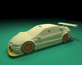 3D printable model Stock Car 2018