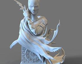 Batgirl STL Files fanart DC Comics by 3D printable model 1
