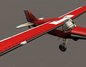 Aircraft New 3D-Model airplane