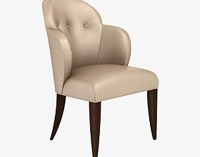 Christopher Guy Vera dining chair 3d model