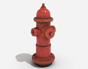 Street Assets - Fire Hydrant VR / AR ready