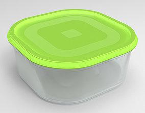 3D asset Sandwich Tub