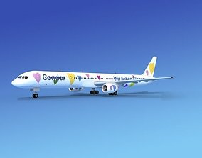 3D model Boeing 757-300 Condor 2