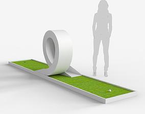 3D Golf Loop