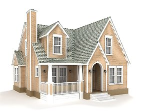 Cottage 49 3D model