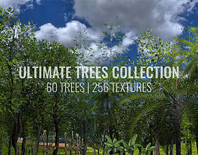 Ultimate Trees Pack 3D model